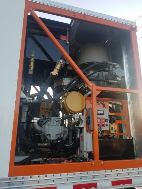 2017 Express Blower TM-70MD