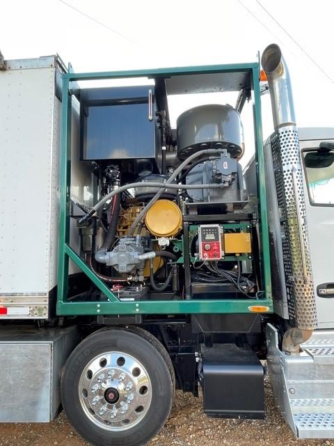 Express Blower TM-45MD Blower Truck Engine Cradle