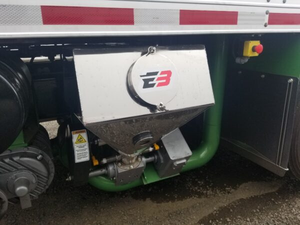 Express Blower EB-60 Blower Truck Seed Injection System