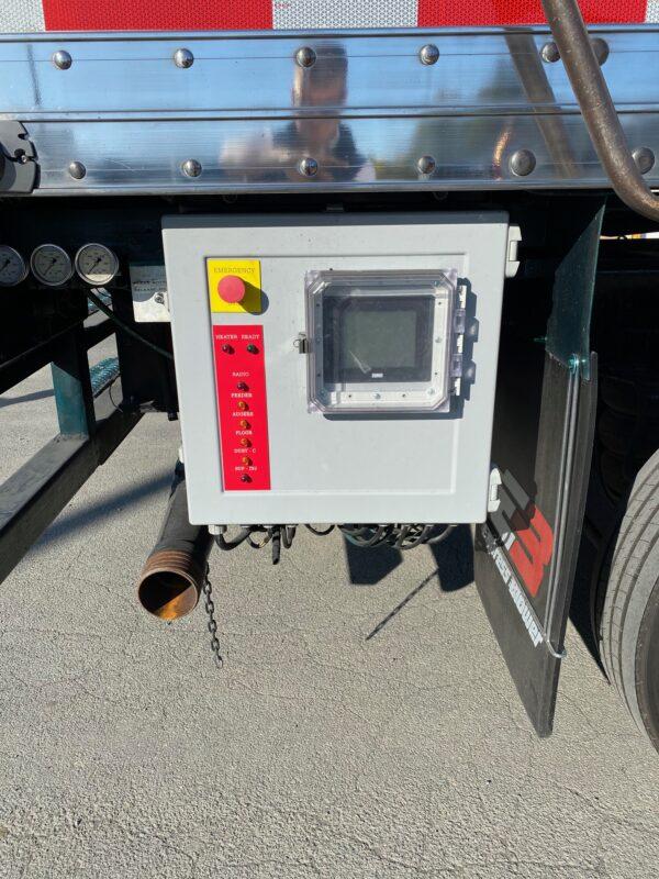 Express Blower EB-60 Blower Truck Operator Display