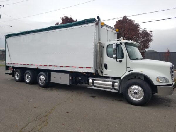 Express Blower EB-60 Blower Truck on Freightliner M2112 Chassis