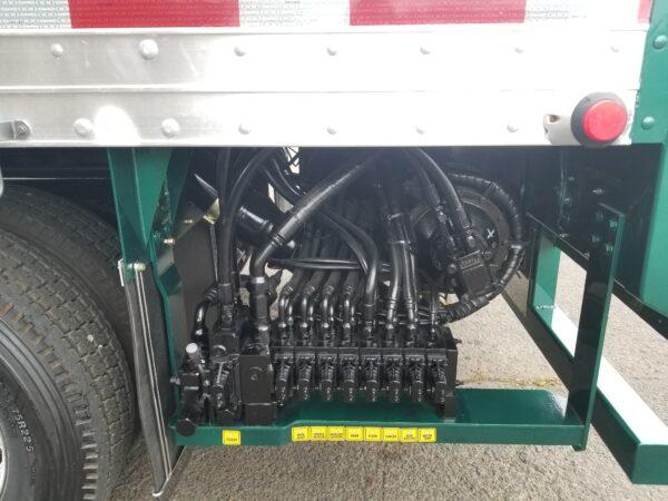 Express Blower EB-60 Blower Truck Valve Block