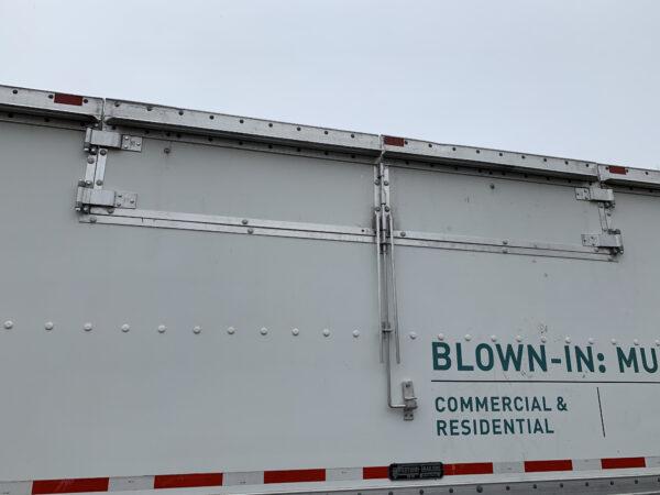 Express Blower EB-40 Blower Truck Loading Doors