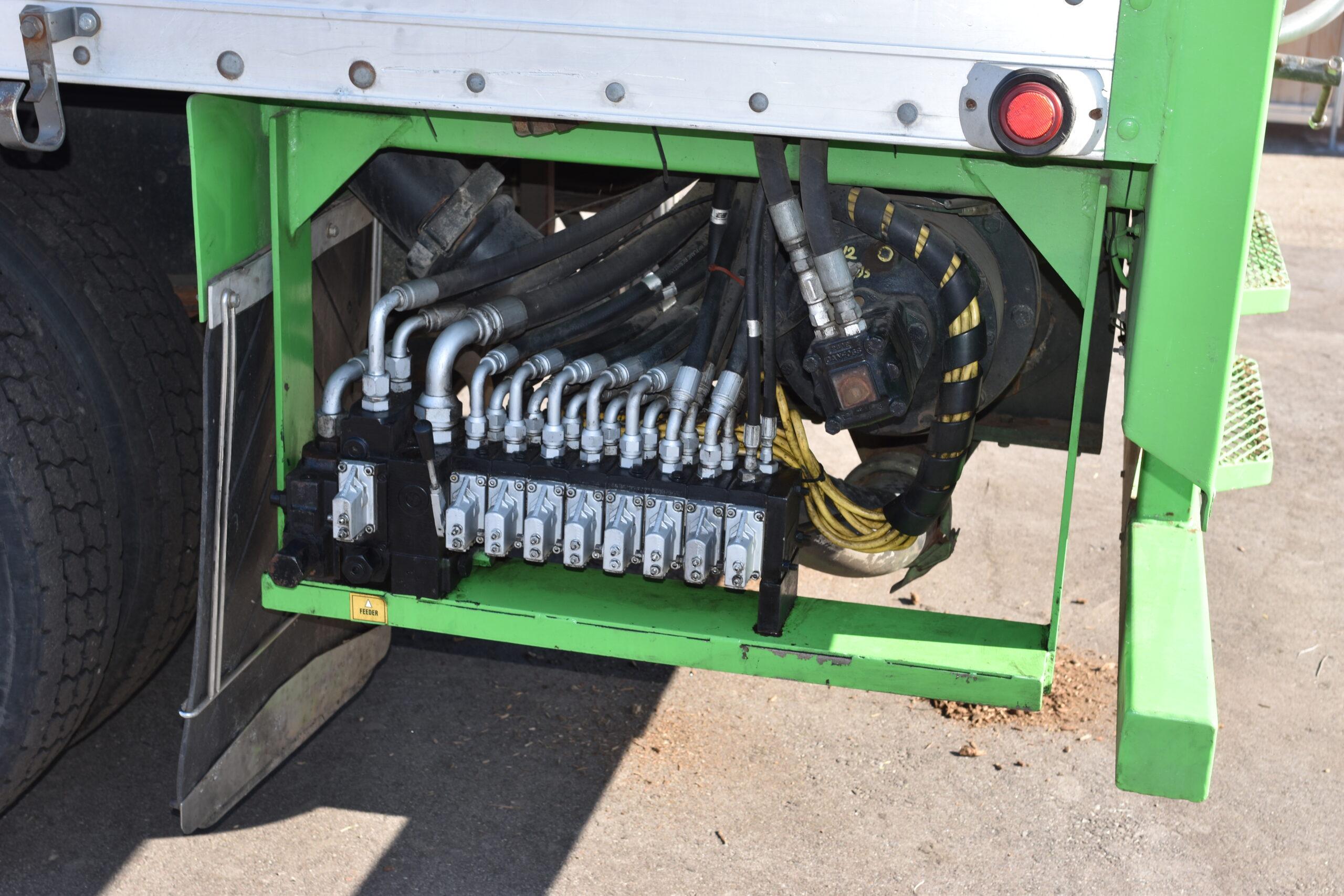Express Blower EB-40 Blower Truck Valve Block