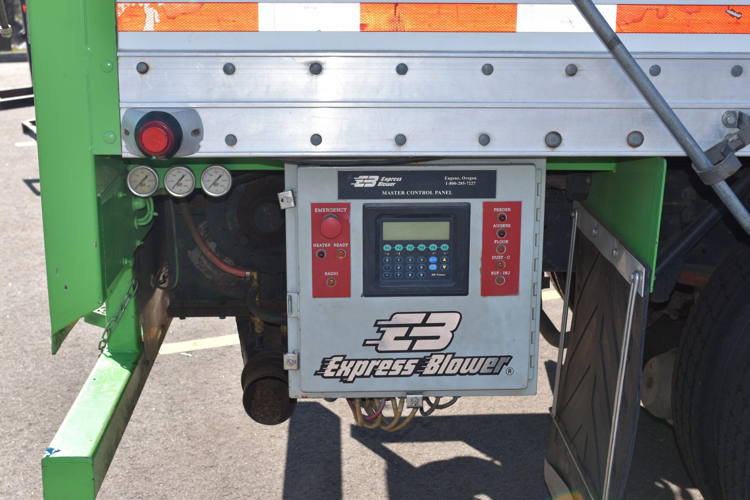 Express Blower EB-40 Blower Truck Computer Panel
