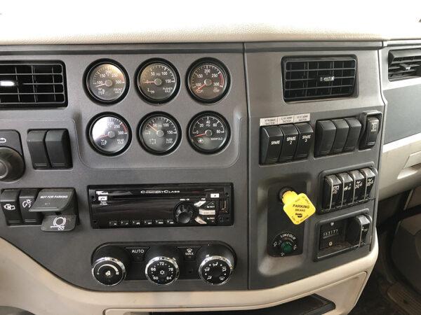 Express Blower TM-45MD Blower Truck Dash