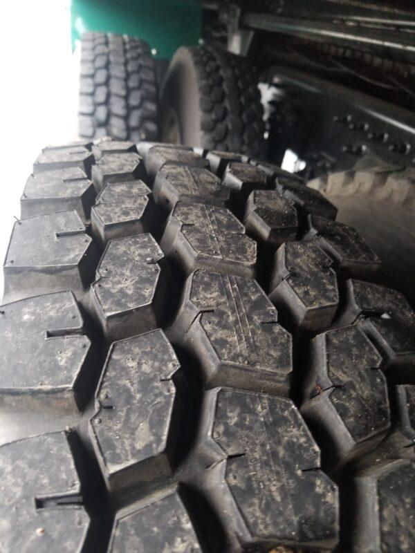 Express Blower EB-60 Blower Truck Tire Tread