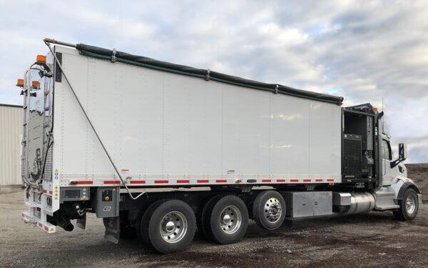 Express Blower TM-45MD Blower Truck