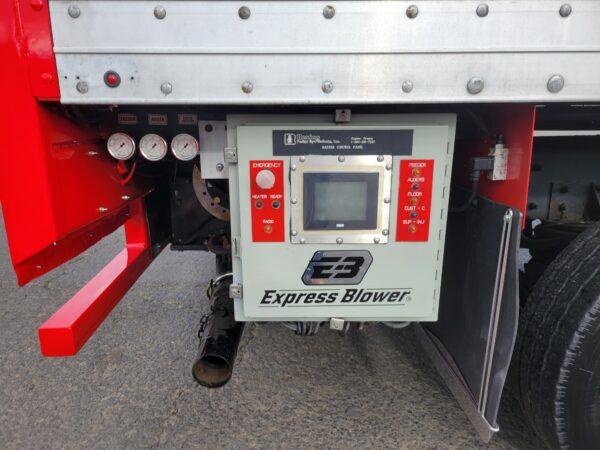 Express Blower EB-60 Blower Truck Computer Display