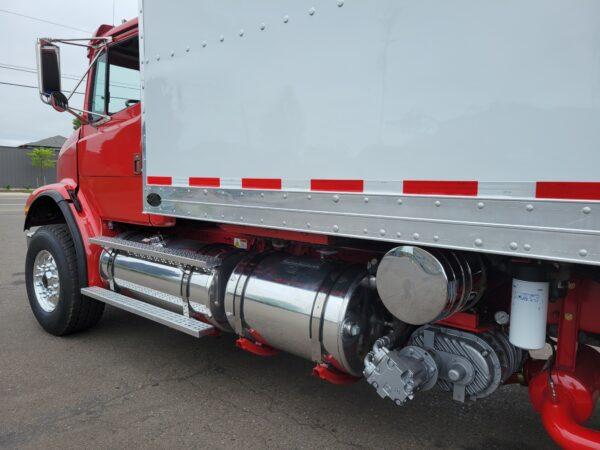 Express Blower EB-60 Blower Truck