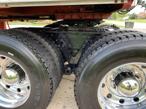 Express Blower EB-70 Blower Truck