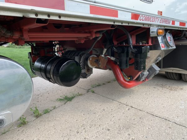 Express Blower EB-70 Blower Truck Seed Injection System